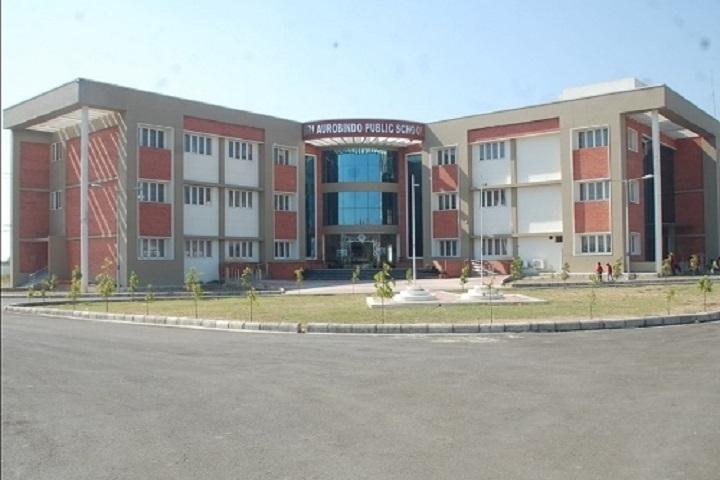 Sri Aurobindo Public School-Campus view