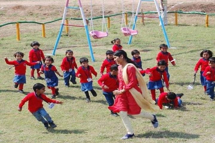 Sri Aurobindo Public School-Childrens Play Area