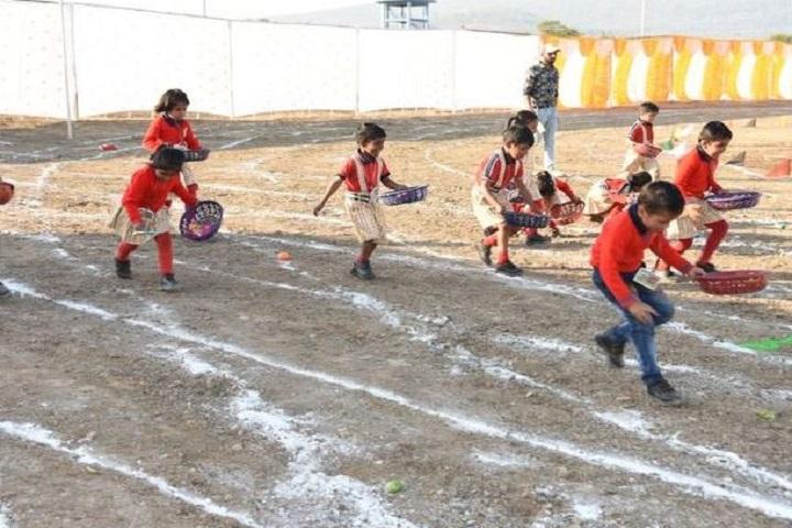 Sri Aurobindo Public School-Sports Activity