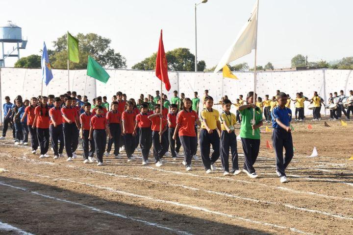 Sri Aurobindo Public School-Annual Athletic Meet
