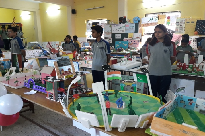 St Annes Higher Secondary School-Exhibition