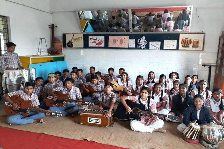 St Annes Higher Secondary School-Music Room
