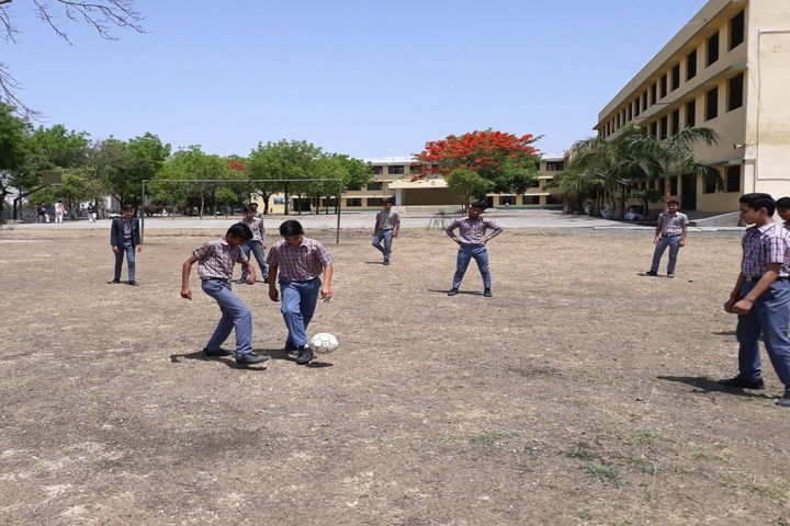 St Annes Higher Secondary School-Sports