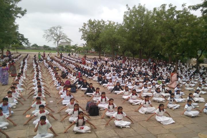 St Annes Higher Secondary School-Yoga