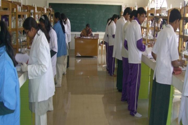 St Bendict School-Laboratory