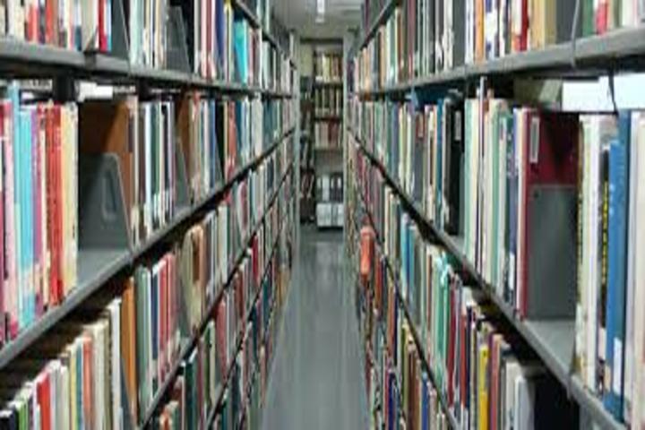 St Bendict School-Library