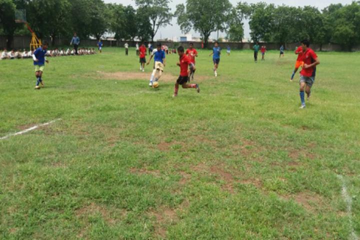 St Bendict School-Sports