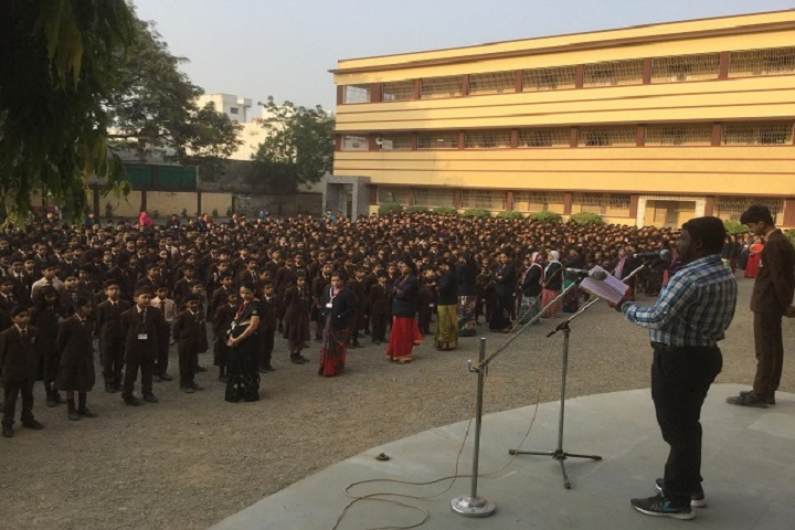 St Judes Higher Secondary School-Assembly