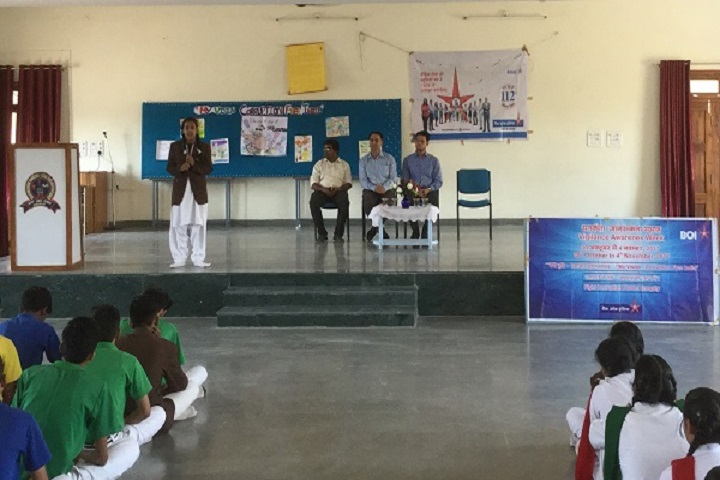 St Judes Higher Secondary School-Seminar