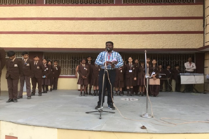 St Judes Higher Secondary School-Singing