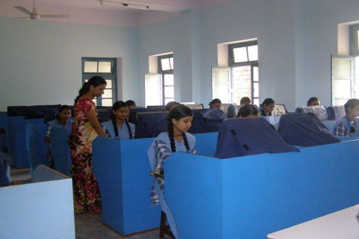 St Marys Higher Secondary School-Computer Lab