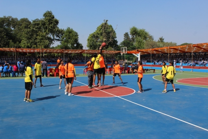 St Marys Higher Secondary School-Sports