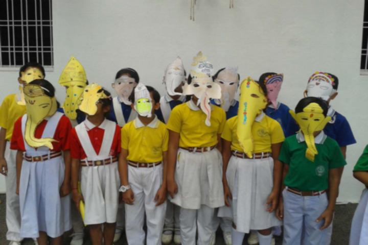 St Pauls Convent School-Festival Celebrations