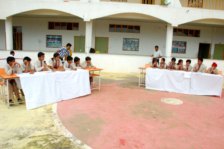 St Pauls Convent School-Gk Compitition