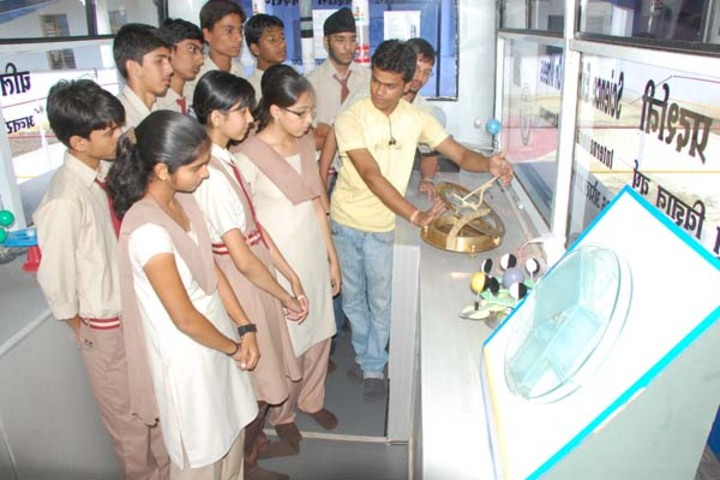 St Pauls Convent School-Science Exhibition