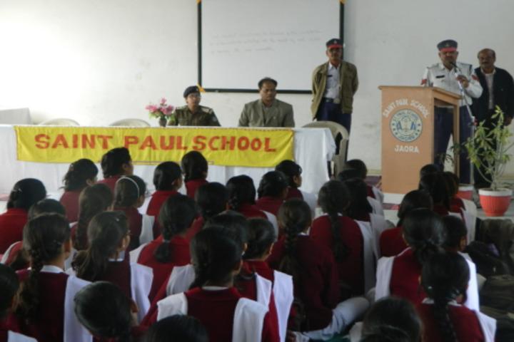 St Pauls Convent School-Traffic Education