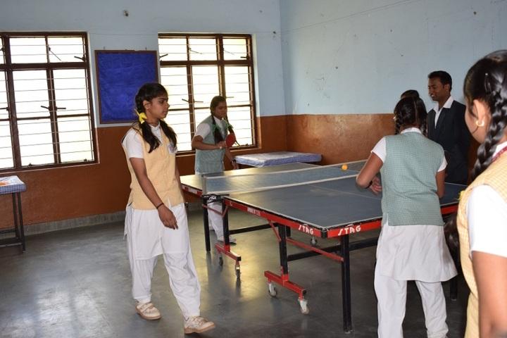 St Thomas Convent Secondary School-Indoor Games