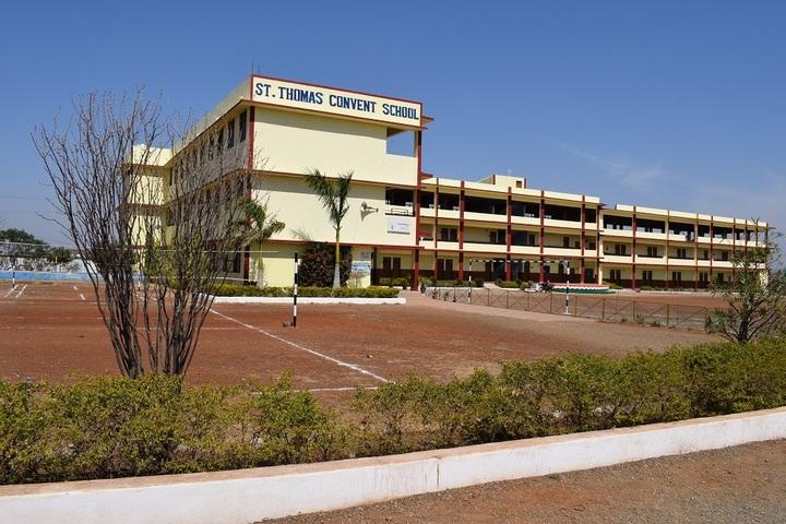 St Thomas Convent Secondary School-School Building