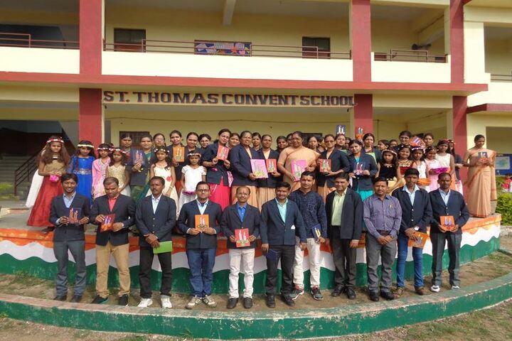 St Thomas Convent Secondary School-Teachers Day Celebrations