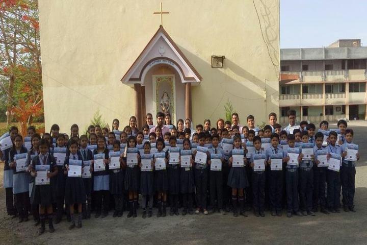 St Alphonsa Convent School-Certification