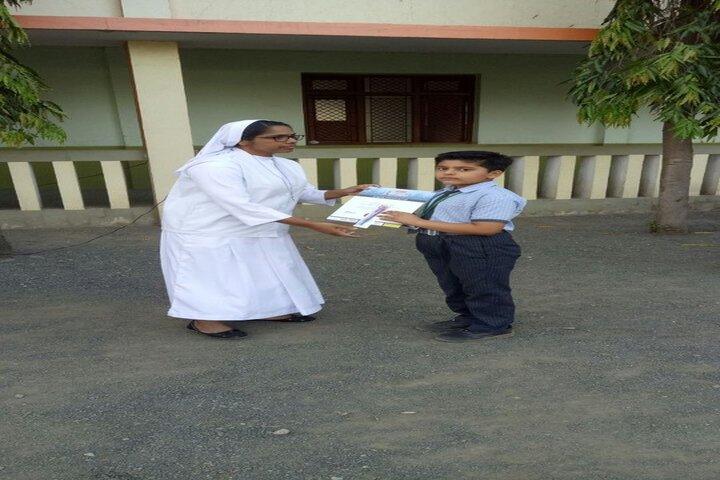 St Alphonsa Convent School-Gifts