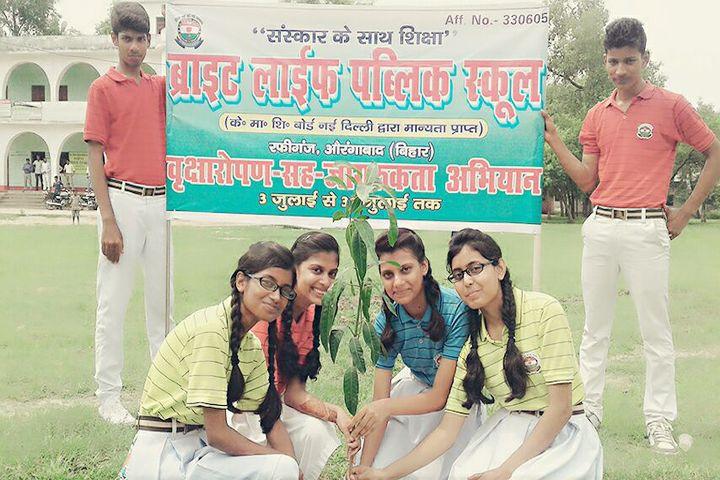 Bright life public school-Save nature