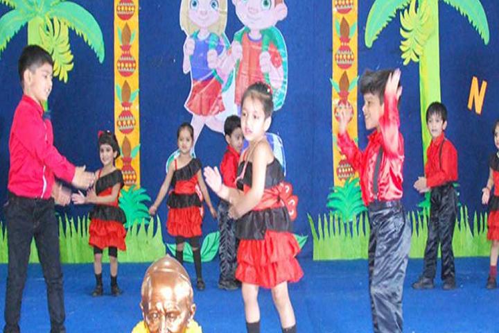 St Arnolds  School-Dances