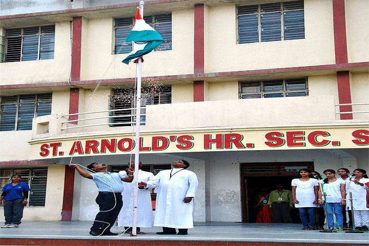 St Arnolds  School-Independence Day