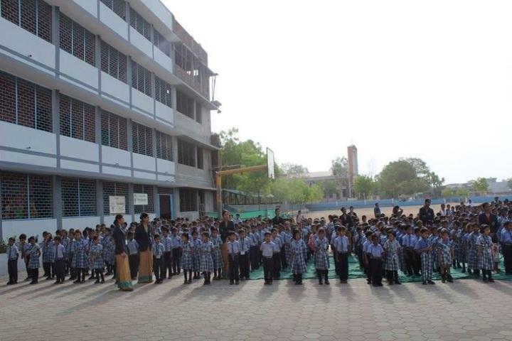 St Arnolds English Medium High School-Assembly