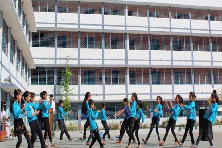 St Arnolds English Medium High School-Dance