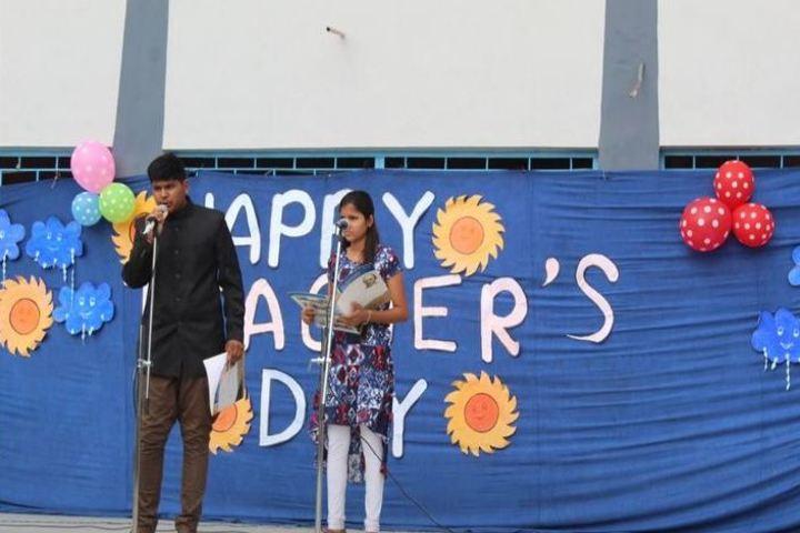 St Arnolds English Medium High School-Singing
