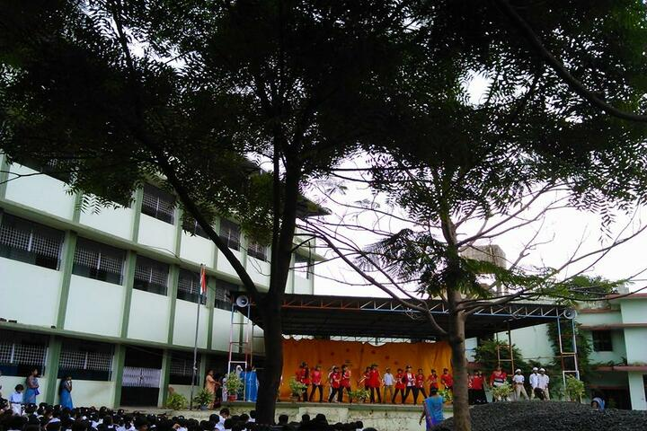 St Charles Higher Secondary School-Dance Performance