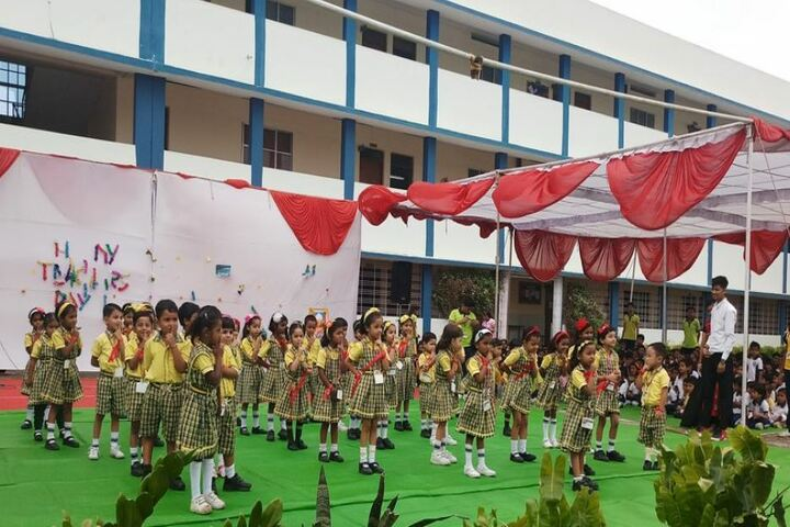 St Francis Co Ed School-Dance