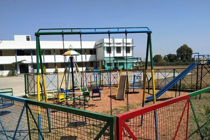 St Francis Co Ed School-Kids Play Area
