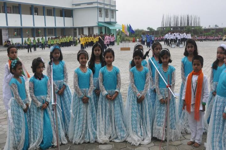 St Francis Co Ed School-Singing