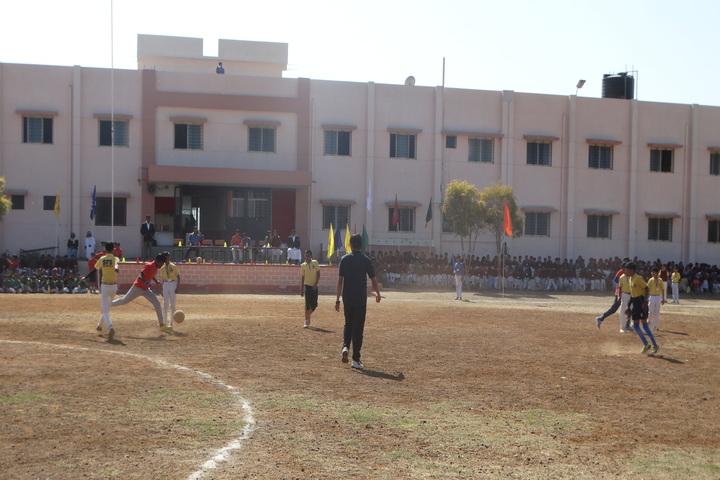 St Francis De Sales Senior Secondary School-Play Ground