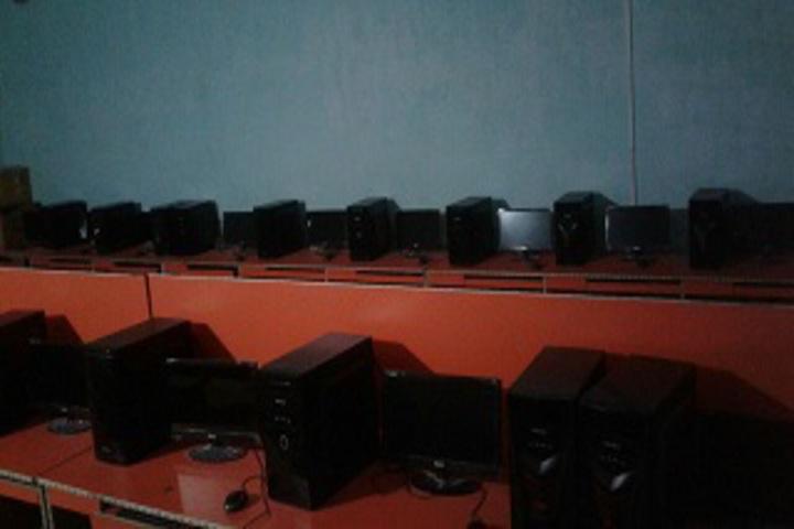 Brilliant Public High School-Computer lab