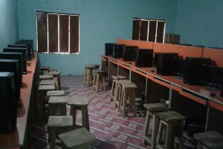 Brilliant Public High School-Computer lab 1
