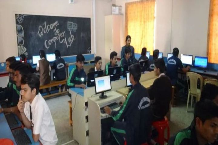 St Francis Higher Secondary School-Computer Lab