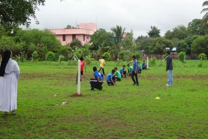 St Francis Higher Secondary School-Sports