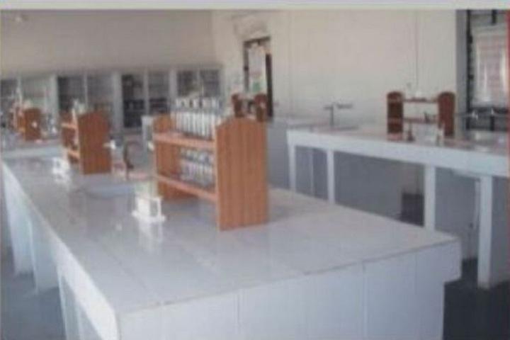 St George English Medium School-Chemistry Lab