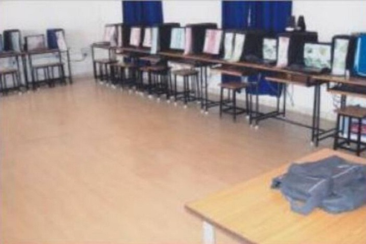 St George English Medium School-Computer Lab