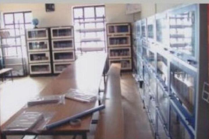 St George English Medium School-Library