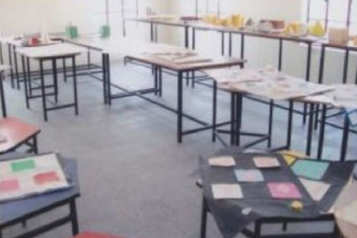 St George English Medium School-Maths Lab
