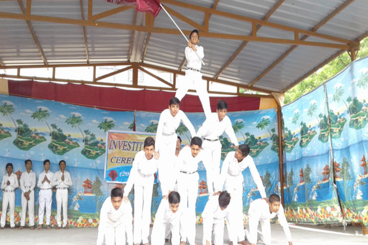 St Georges Convent High School-Cultural fest
