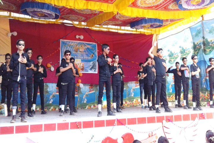 St Georges Convent High School-fest