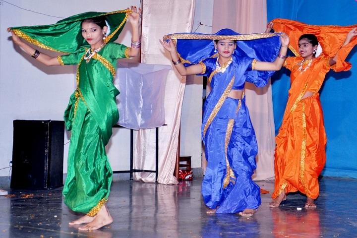 St John Vianney School-Cultural dance