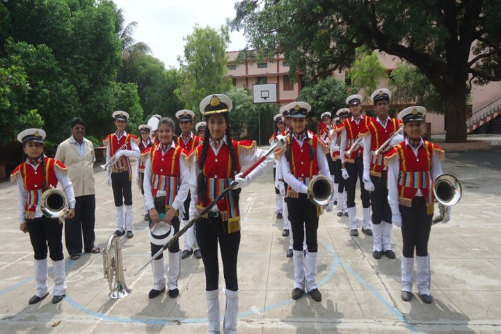 St Joseph Senior Secondary School-March