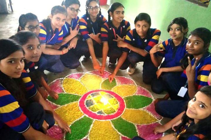 Brilliant Public School-Festival Celabrations