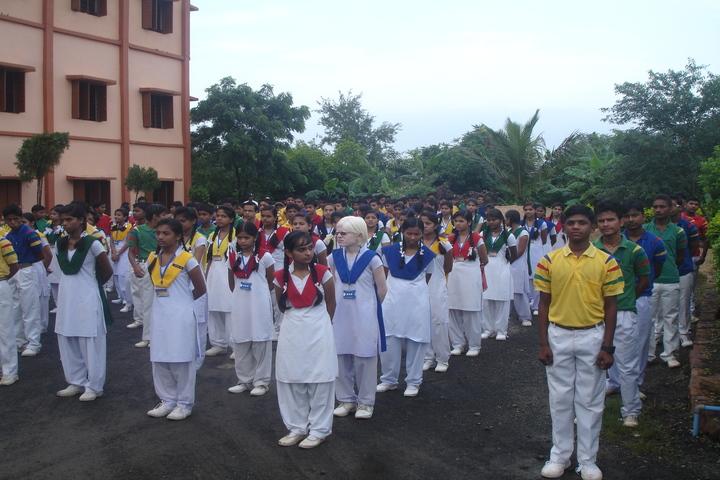 St Josephs School-Republic Day